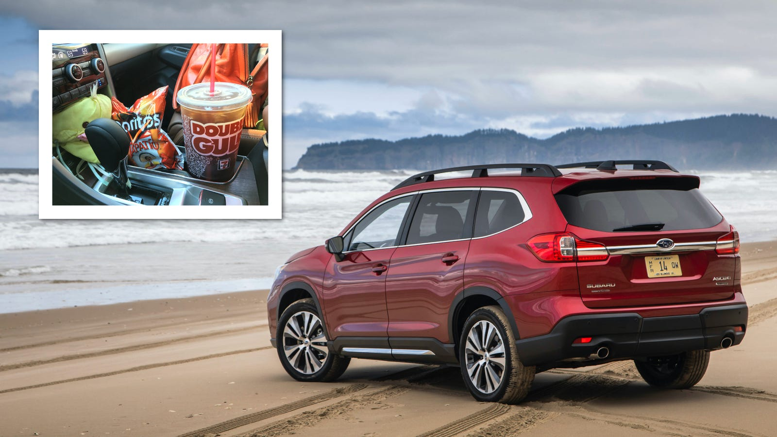 All 19 Of The Subaru Ascent's Cupholders, Ranked