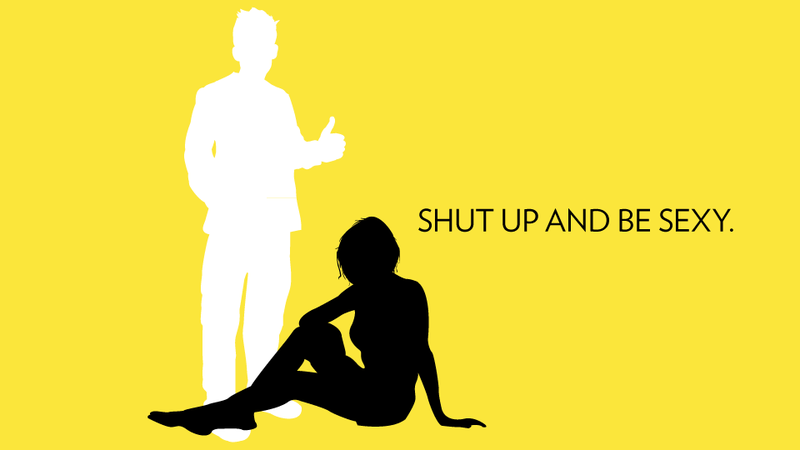 Illustration for article titled Dating Sites Encourage Men to Be Interesting, Women to Be Doormats