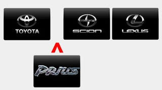 Illustration for article titled Toyota Tells Dealers To Expect Prius Name On More Hybrids