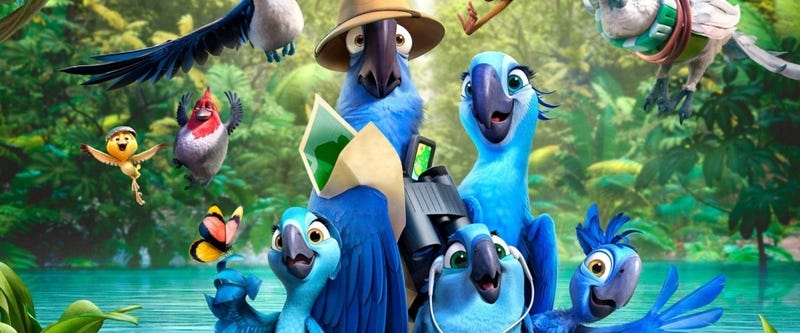 Illustration for article titled Rio 2 Is An All-Over-The-Place Whirlwind You Can Probably Skip