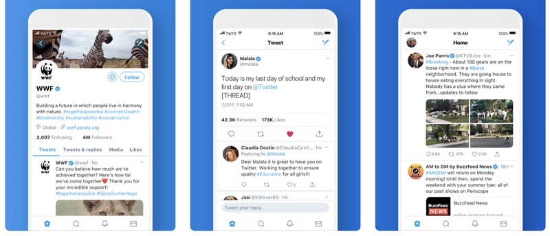 Hay una forma increíblemente simple de volver al orden cronológico en Twitter