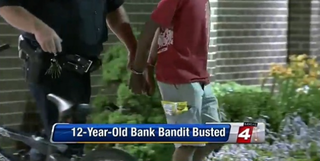 Illustration for article titled 12-Year-Old Kid On A Bike Faces Charges For Robbing Detroit-Area Bank