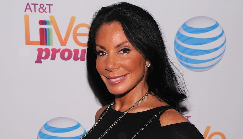 Illustration for article titled A Navy SEAL Is Going to Marry Former RHONJ Danielle Staub
