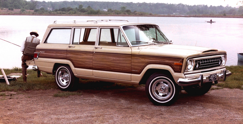 The Weird Old Rumor Behind The Jeep Grand Wagoneer's Wood Trim, Explained - The Weird Old Rumor Behind The Jeep Grand Wagoneer's Wood Trim