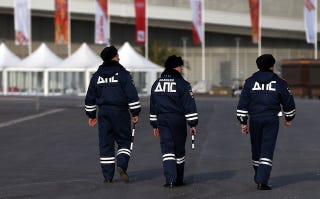 Illustration for article titled Report: Suicide Bomber May Have Breached Security At Sochi Olympics