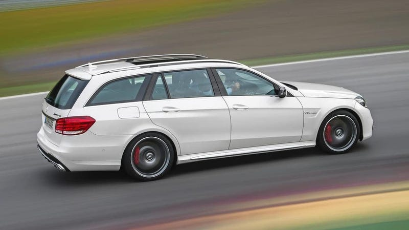 A Reminder That You Can Get Another German Wagon With Over 500 HP For A 'Reasonable' Price