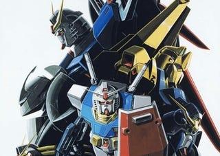 Illustration for article titled Who Should Gundam Fight? (Besides Gundam)