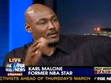 Illustration for article titled Karl Malone Would Also Like To Join In Physical Violence Against Politicians