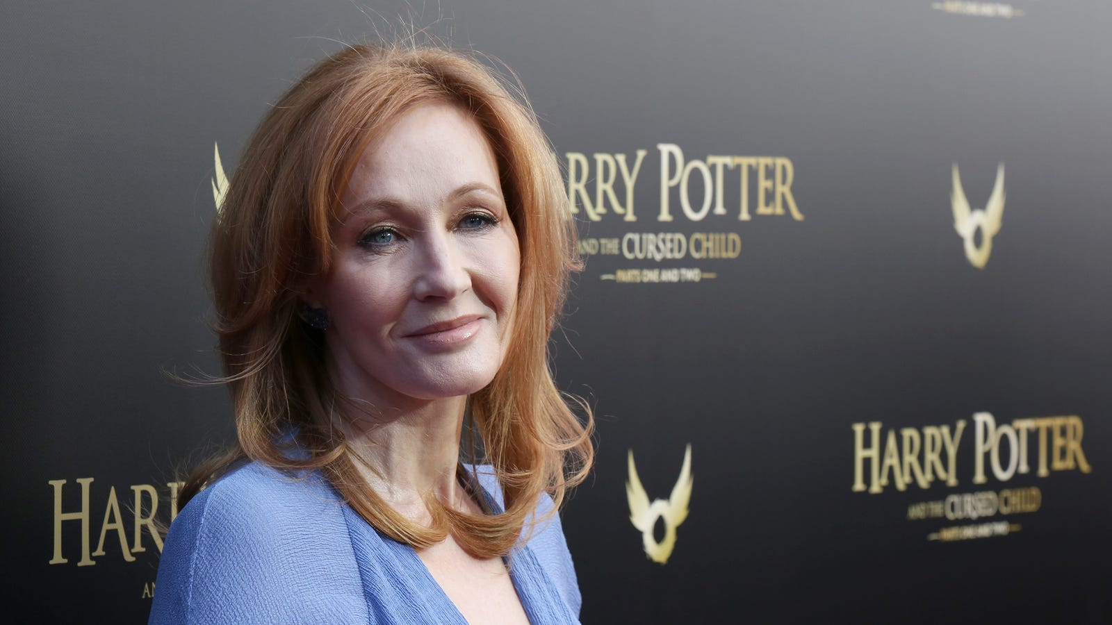 J.K. Rowling sues former employee for buying too many cats, the witchiest crime of all