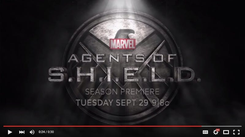 Illustration for article titled An In-Depth Look at the Agents of S.H.I.E.L.D.Season 3 Teaser