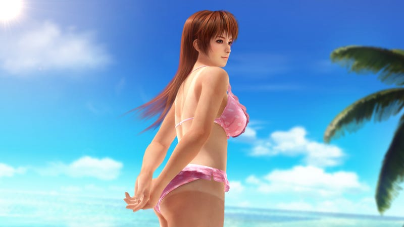 Illustration for article titled Why So Many People Are Yelling About Dead or Alive Xtreme 3