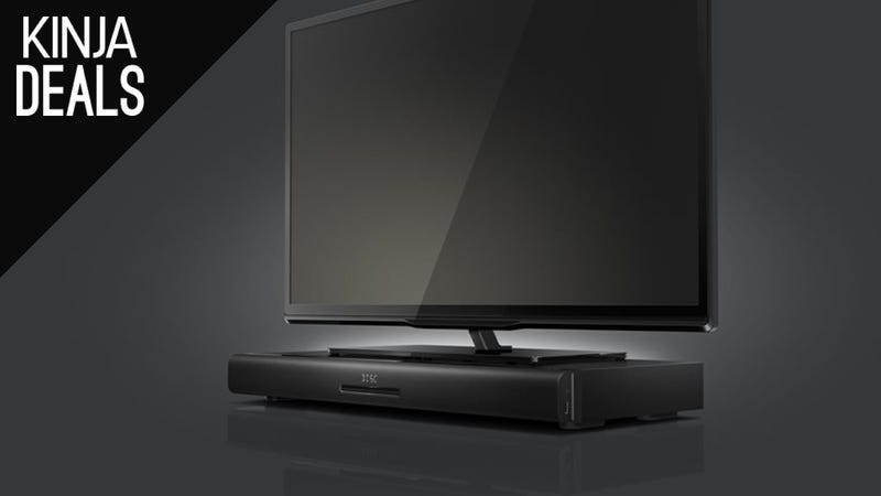 Illustration for article titled This Philips Soundbar is Also a Blu-ray Player