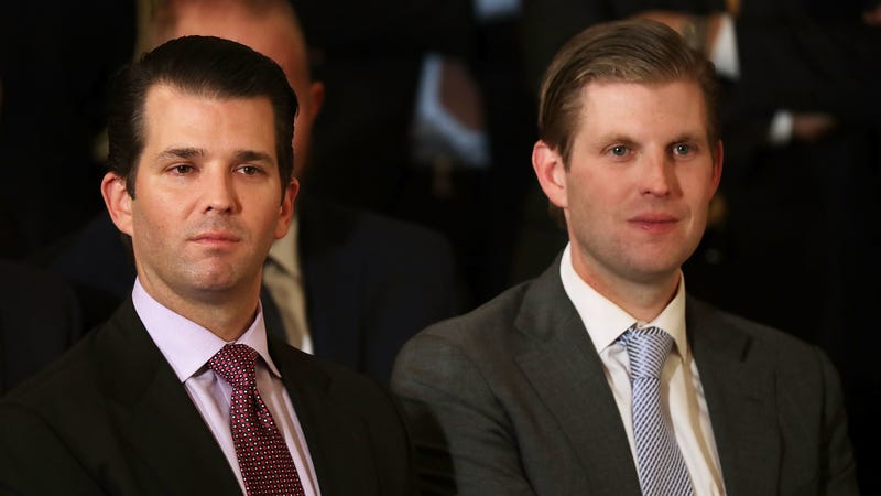 Illustration for article titled A Simple Trick to Help You Tell the Difference Between Donald Trump Jr. and Eric Trump