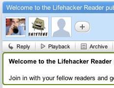 Illustration for article titled Join the Lifehacker Readers Public Wave
