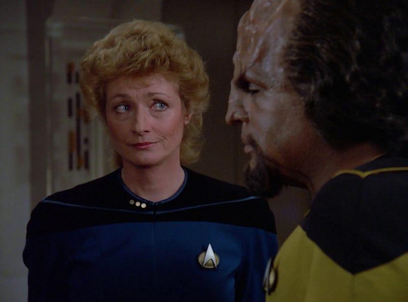 Illustration for article titled In Defense Of Star Trek: The Next Generation's Dr. Pulaski