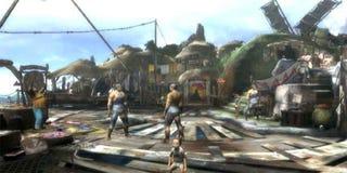 Illustration for article titled Monster Hunter Wii Screens