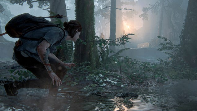 The Last Of Us 2 Gets 60 FPS Patch On PlayStation 5