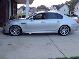 Illustration for article titled For $19,500, This E60 Demands High Ballers