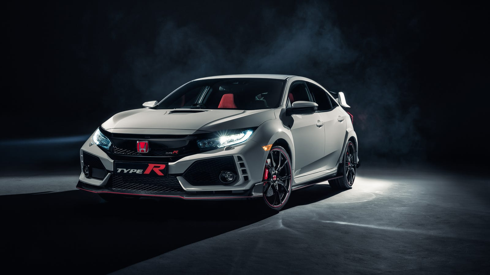 the 2018 honda civic type r is 306 hp of front wheel drive. Black Bedroom Furniture Sets. Home Design Ideas
