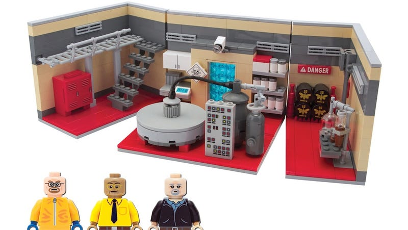 finally a breaking bad lego set that you can actually buy. Black Bedroom Furniture Sets. Home Design Ideas