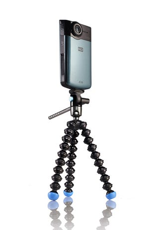 Illustration for article titled Gorillapod Video Spells the End of Shaky Pocket Cam Shots