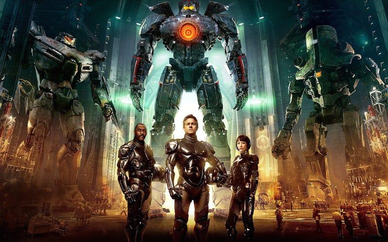 Illustration for article titled Más robots gigantes, por favor: Pacific Rim 2 arranca en noviembre