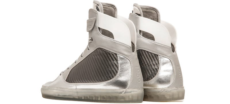 Illustration for article titled Moon Boot Sneakers: Celebrate Apollo 11's Anniversary in High-Top Style