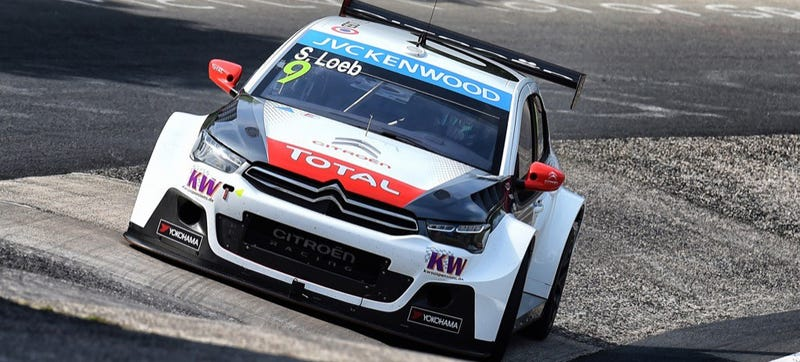 Illustration for article titled Sebastian Loeb Is Disappointed After Citroën Basically Fired Him From WTCC