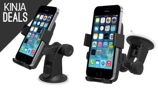 Illustration for article titled Your Favorite Smartphone Car Mount is $7 Off Right Now