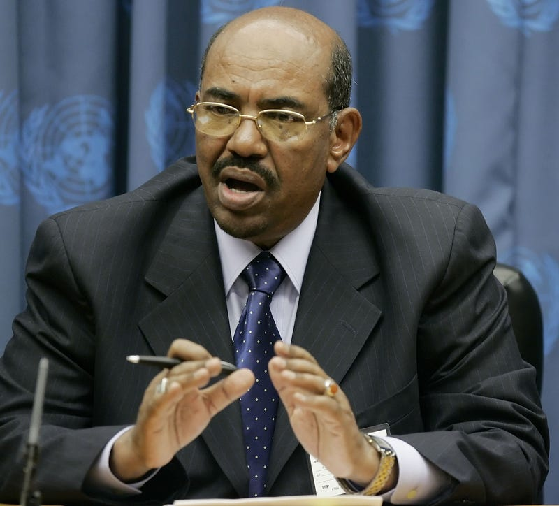 Illustration for article titled Wanting to Avoid the One-Time, Bashir Avoids Uganda Conference