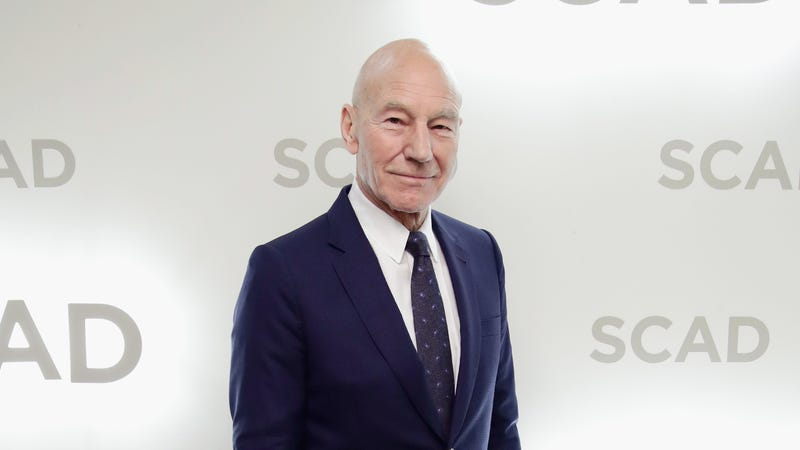 Illustration for article titled Sir Patrick Stewart remains the actual sexiest man alive