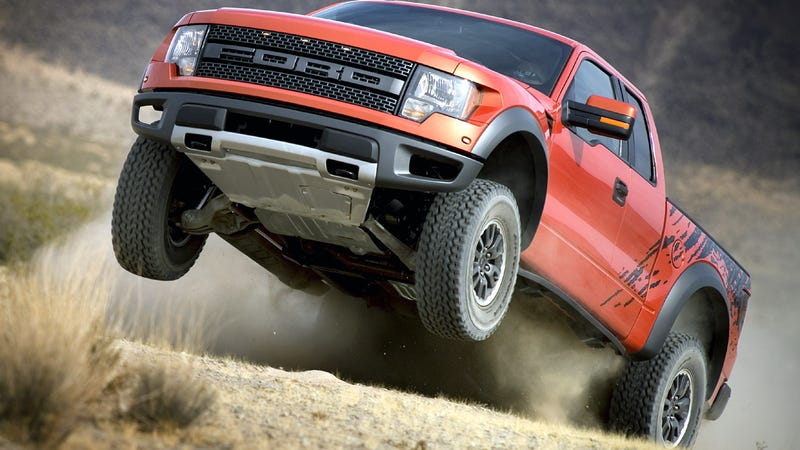 Why The Ford Raptor is (Arguably) The Best Truck Ever Made