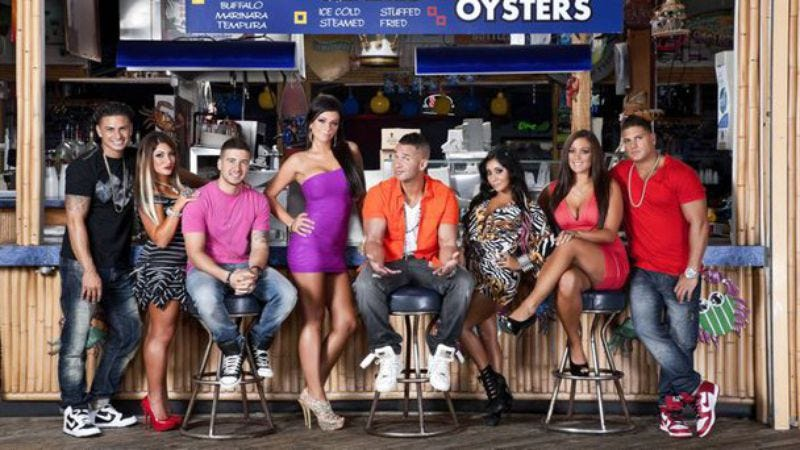 Illustration for article titled Jersey Shore cast's payscale leaks out like boozy sweat after a long night at Karma