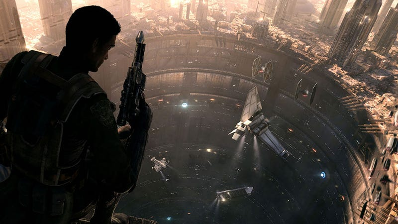 Illustration for article titled There's a New Star Wars Game, and it's Called 1313