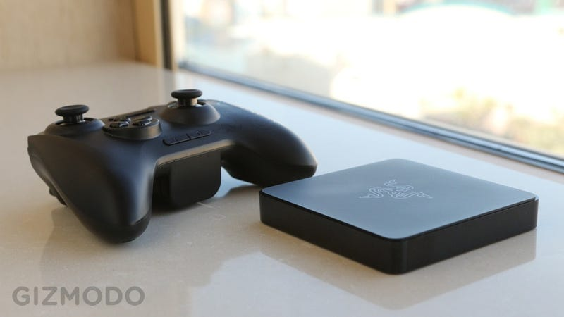 Illustration for article titled Razer's Master Plan To Win Living Room Gamers Starts With Android TV