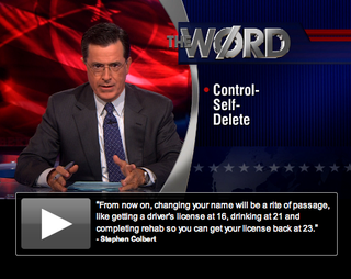 Illustration for article titled Stephen Colbert's Internet Privacy Smackdown