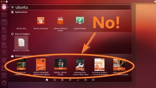 Illustration for article titled How to Remove Amazon Ads from Ubuntu 12.10