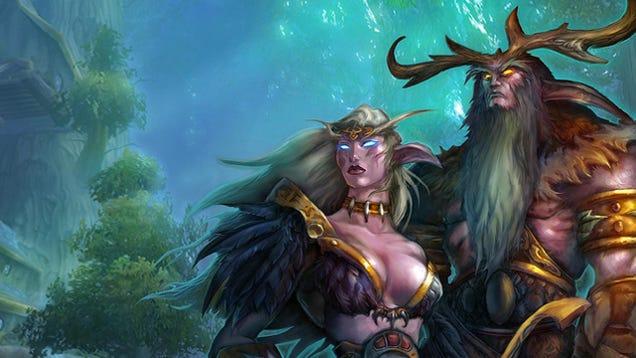 Free World Of Warcraft Online