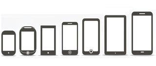 Illustration for article titled Cómo ha evolucionado el tamaño de los smartphones en los últimos años