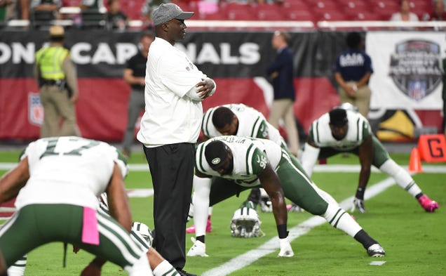 What's Wrong With The Jets, Besides Everything?