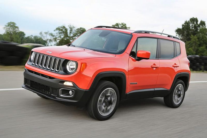 Illustration for article titled I found out what someone I work with is paying per month on a Jeep Renegade