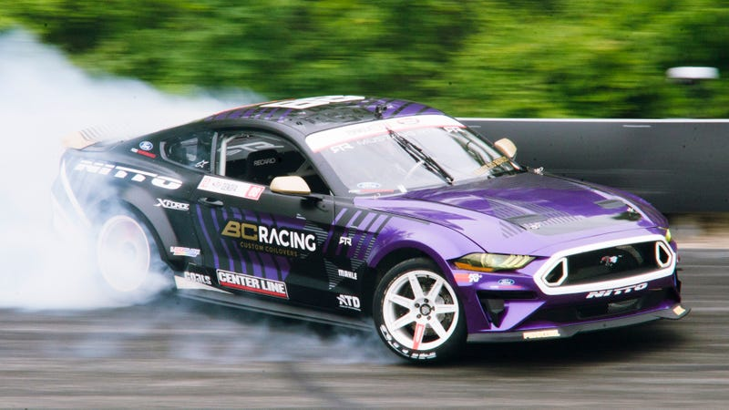Illustration for article titled We'll Be At Formula Drift At Wall Stadium In New Jersey Tomorrow, You Should Come Hang