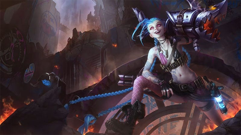 Illustration for article titled League Of Legends Cheating Service Loses $10 Million Lawsuit
