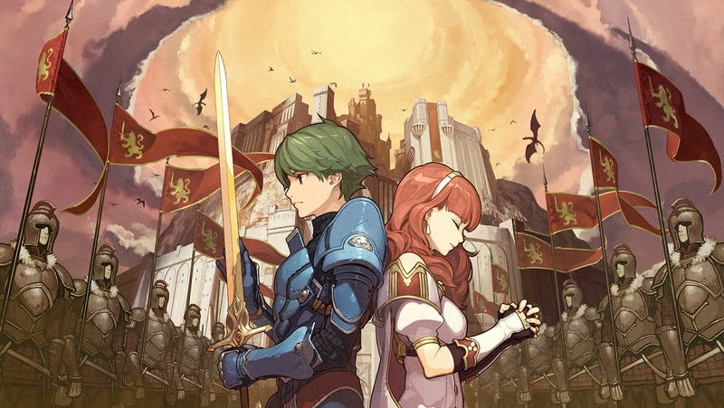 Illustration for article titled Four Hours In, I'm Enjoying The Challenge Of Fire Emblem Echoes