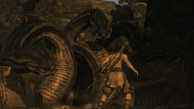 Illustration for article titled In Defense of Dragon's Dogma