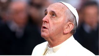 Illustration for article titled Pope Francis Will Meet With Sexual Abuse Survivors