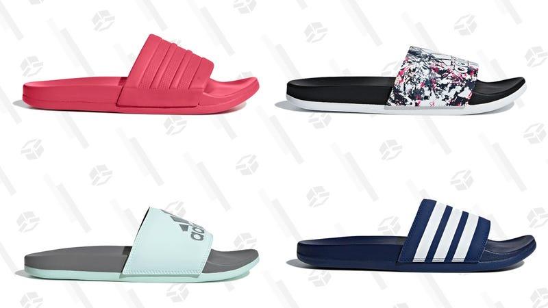 50% Off Select Slides | Adidas | SLIDES50