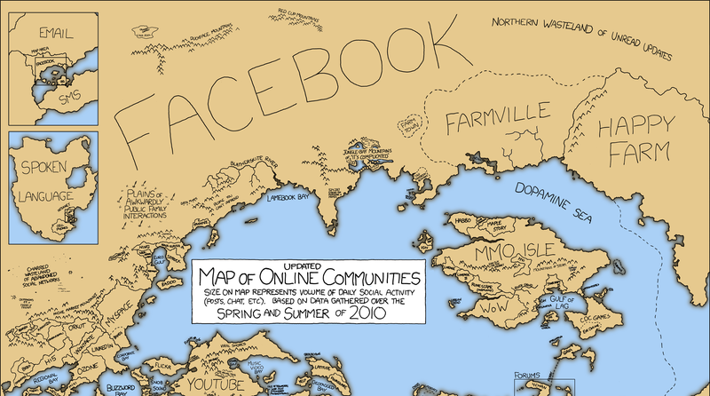 Illustration for article titled What's the Best Visualization of the Internet You've Ever Seen?