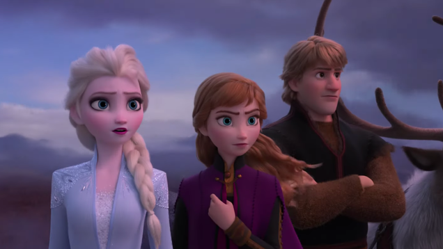 The First Frozen 2 Teaser Shows the Sisters Exploring Beyond Arendelle