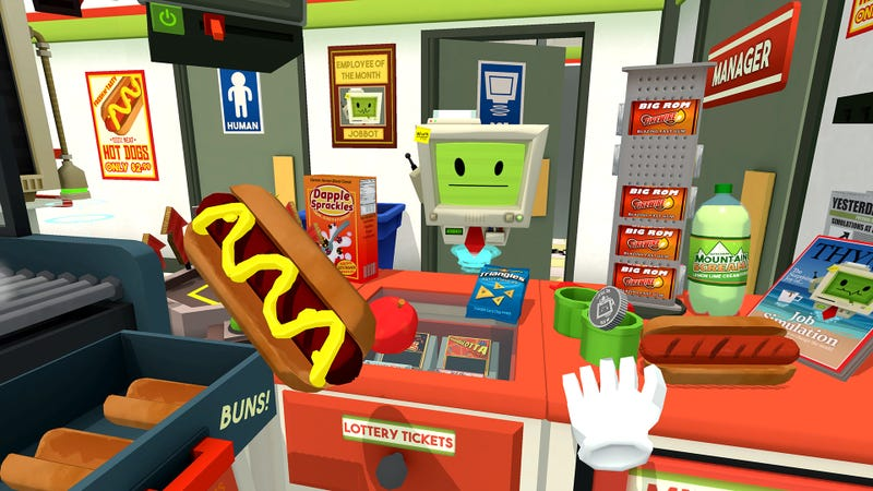 Illustration for article titled Job Simulator Lowers Price After Fan Complaints